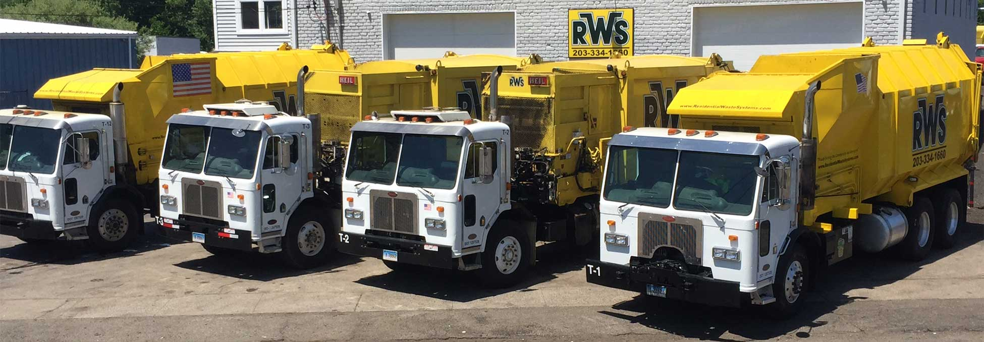 Trash Removal Monroe Ct Trumbull Ct Recycling Service