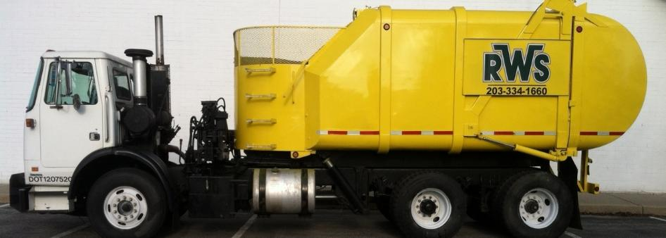 Garbage Company Monroe CT | Trumbull CT | About RWS | 203-334-1660