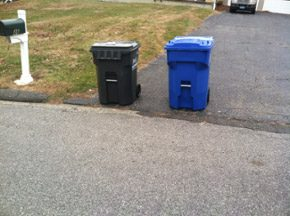 Residential Trash Pick Up Trumbull CT | Monroe CT