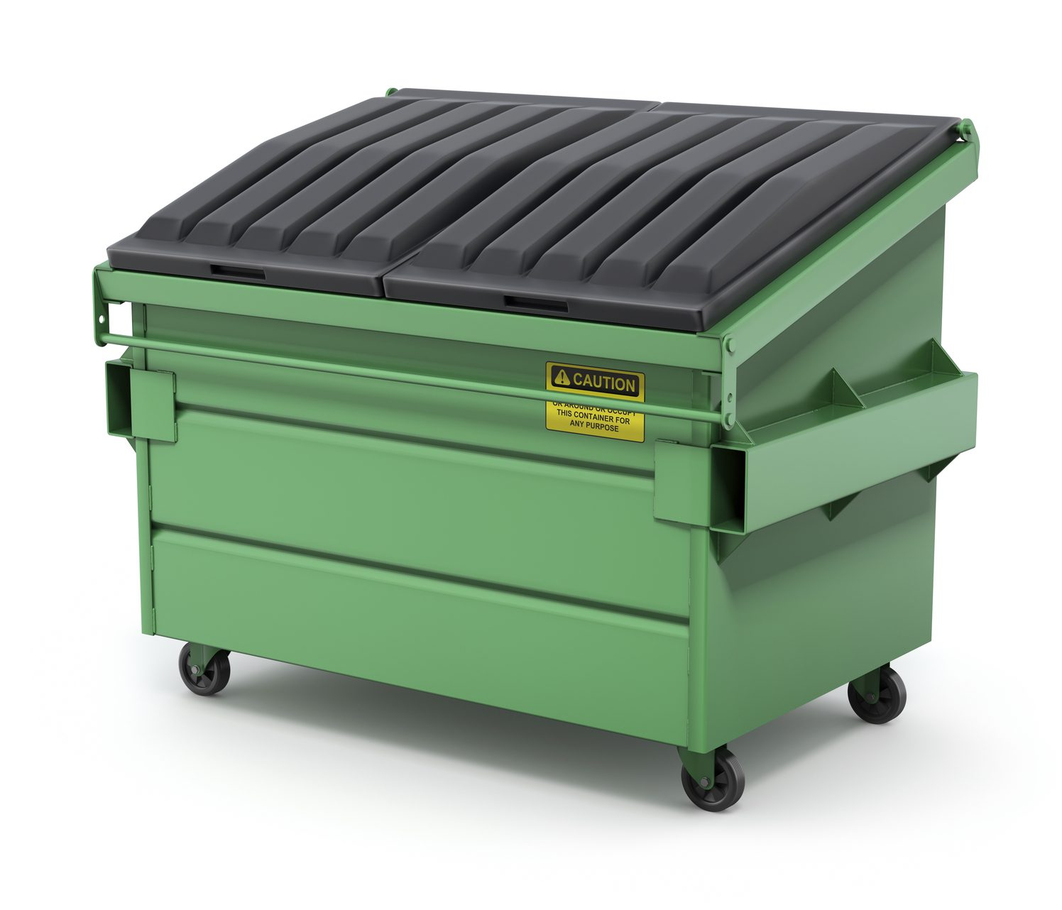 recycling dumpsters
