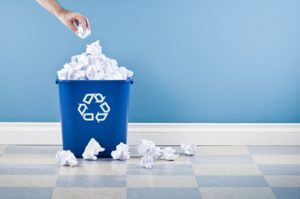 paper recycling can have a massive impact on the environment