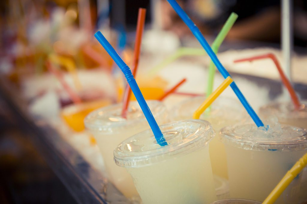 the use of plstic straws is killing the environment