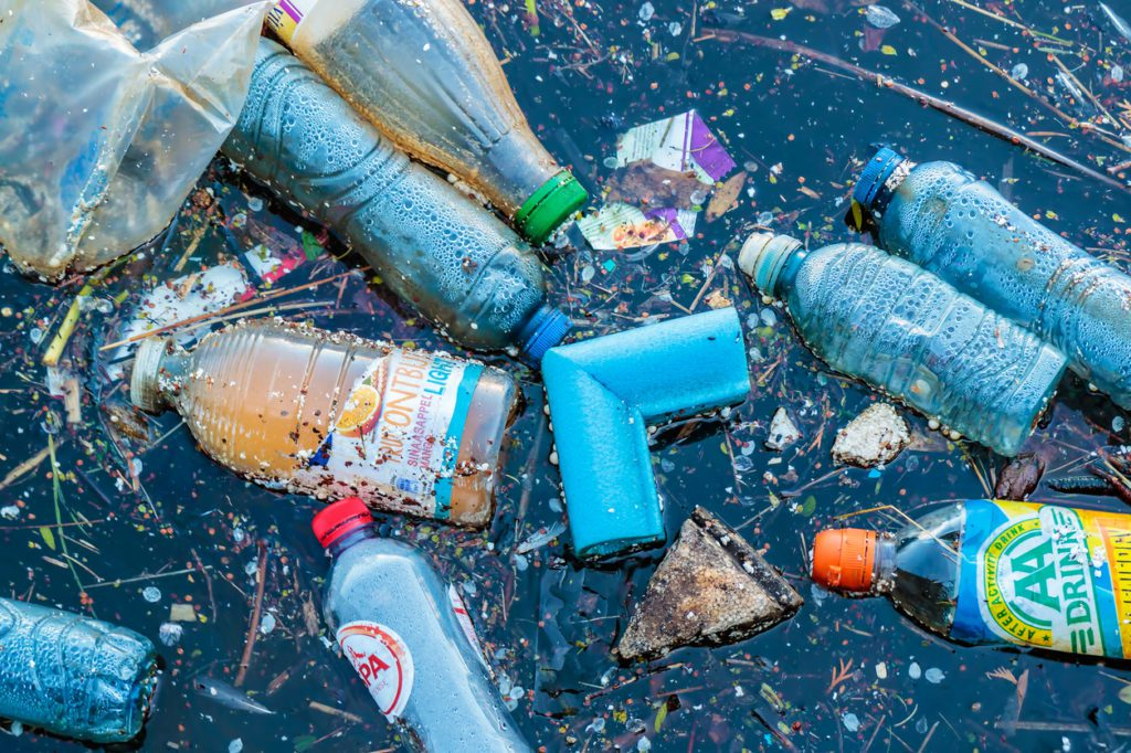 plastic pollution is a serious issue that needs to be talked about more