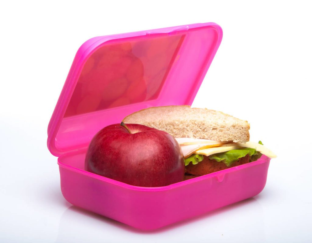 packing a lunch